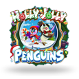 Holly Jolly Penguins by Fortune Factory Studios