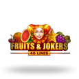 Fruits & Jokers: 40 lines by Playson