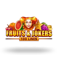 Fruits & Jokers: 100 lines by Playson
