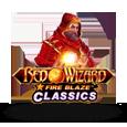 Fire Blaze: Red Wizard by Rarestone Gaming