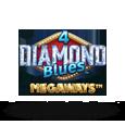 4 Diamond Blues Megaways by Buck Stakes Entertainment