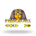 Pharaohs Gold 20 by Amatic Industries