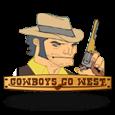 Cowboys Go West by WM