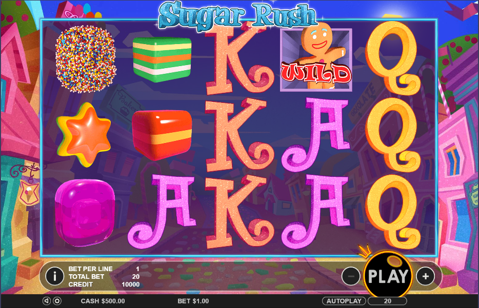 Play Sugar Rush