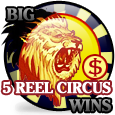 5 Reel Circus by Rival