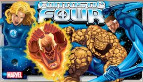 Free slot fantastic four