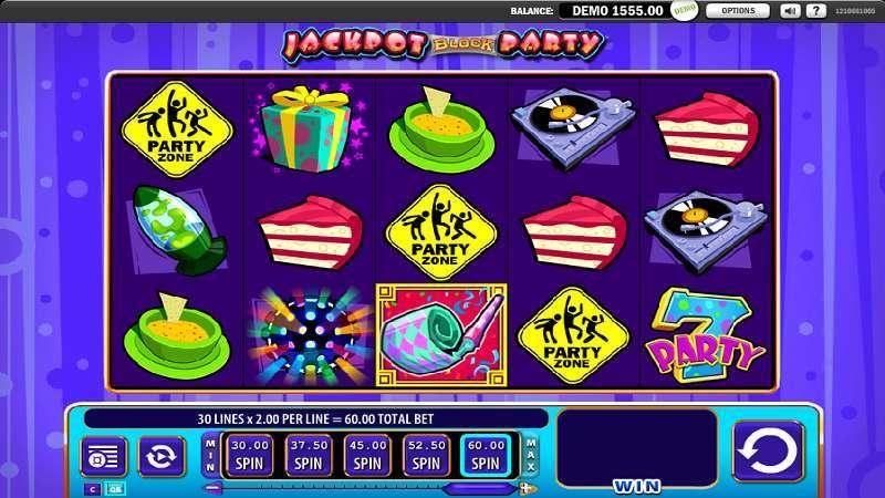 Video Slots Jackpot Party