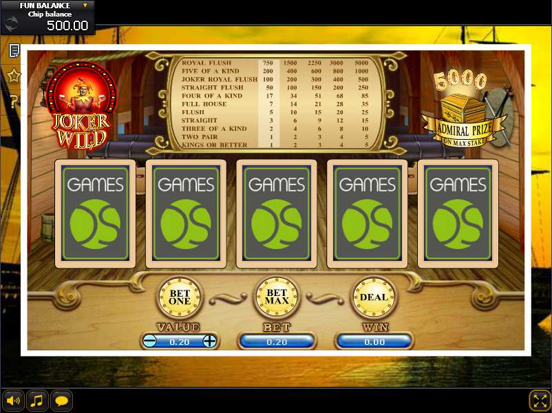 free casino games online joker casino