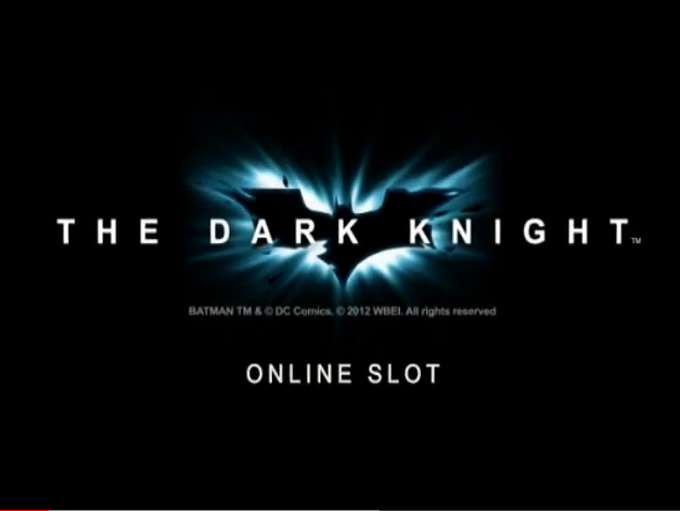 The Dark Knight by MicroGaming