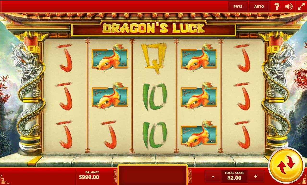 Play dragons luck video slot from red tiger gaming for free dragons luck by red tiger gaming izmirmasajfo