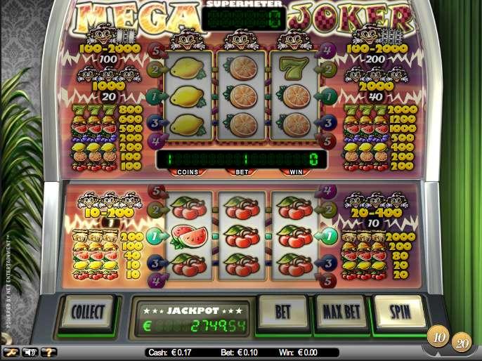 casino free online movie mega joker