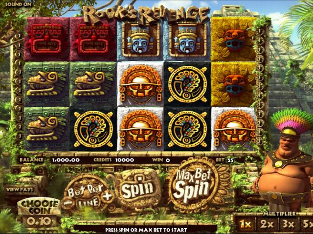 Fruit Revenge Slots - Free to Play Online Casino Game
