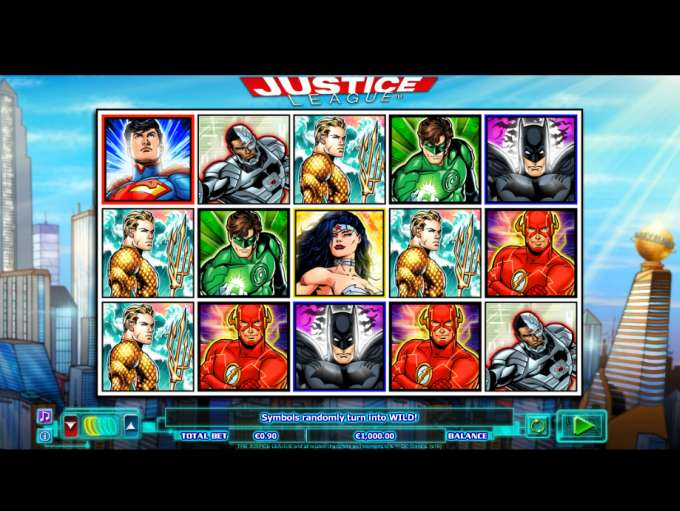 Spiele Justice League - Video Slots Online
