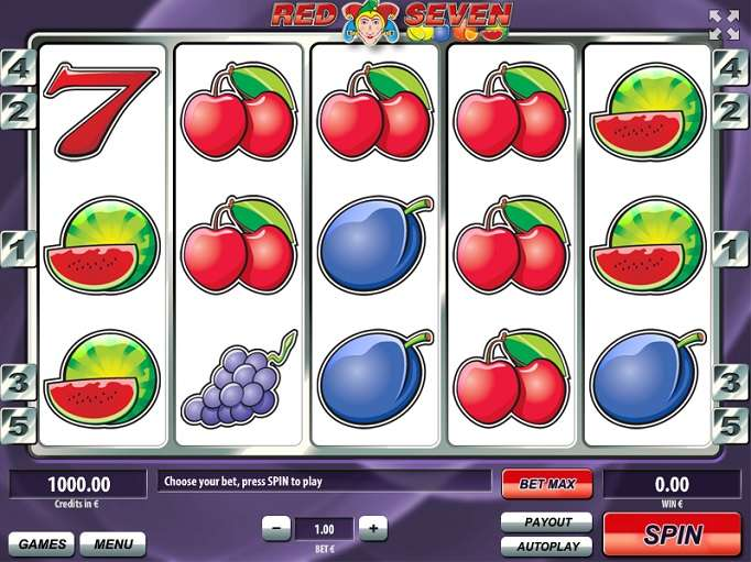 Red Seven Slots
