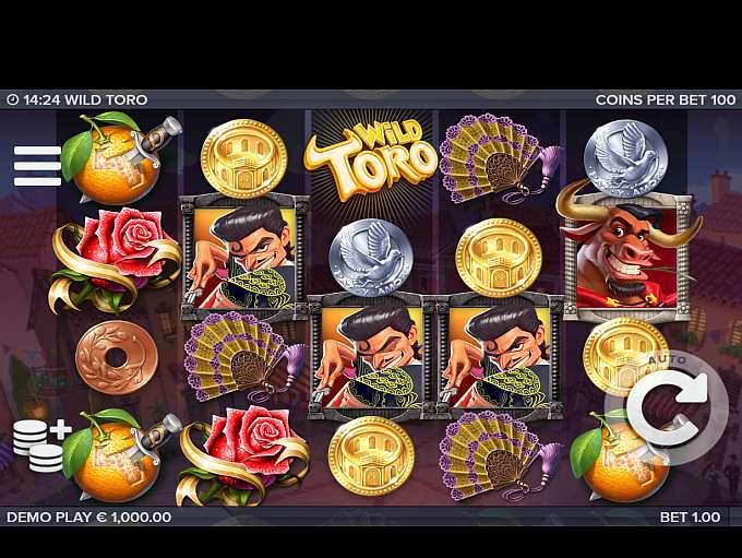 Wild Toro Slot Machine Online ᐈ ELK™ Casino Slots
