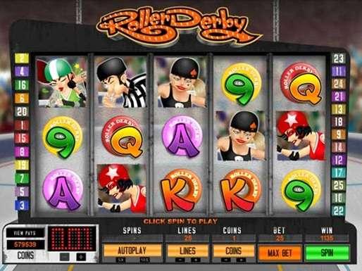 Roller Derby Slot - Play Free Genesis Gaming Slots Online