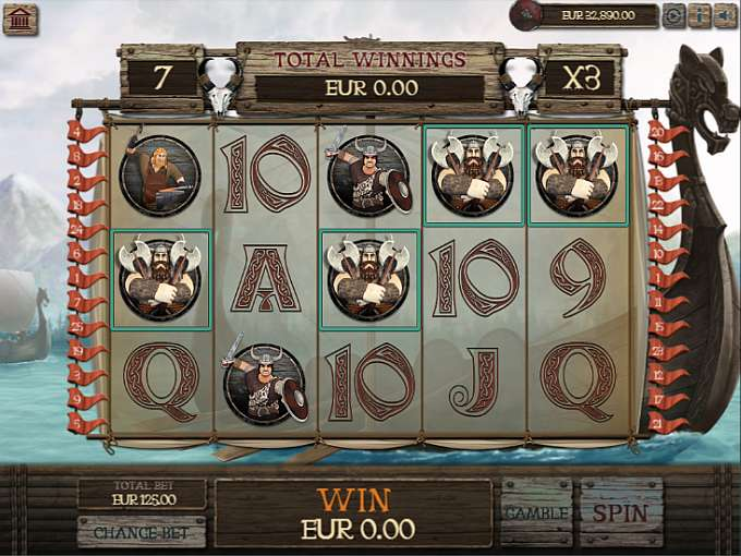 Vikings Victory Slot - Try it Online for Free or Real Money