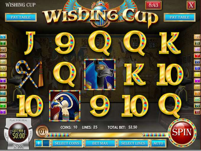 Wishing Cup Slot Machine Online ᐈ Rival™ Casino Slots