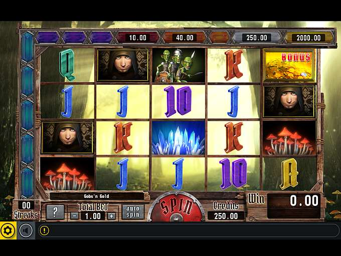 Spiele Gobs N Gold - Video Slots Online