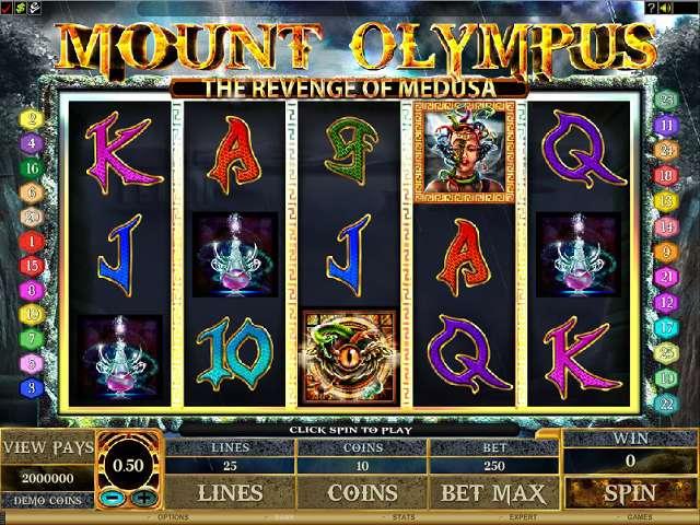 Mount Olympus Play