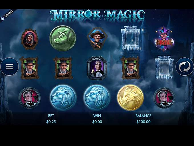 Mirror Magic by Genesis Gaming
