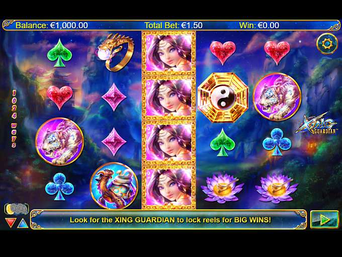 Guardian of the South Slot - Play Online Video Slots for Free