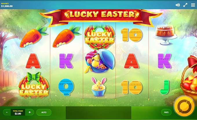 Lucky Easter Slots - Play the Online Version for Free