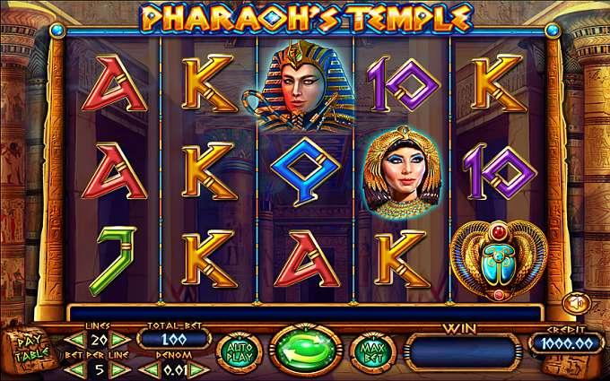 Slots Pharaohs Way Online Spielen