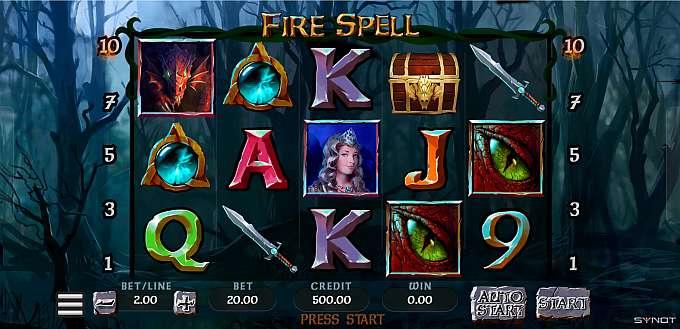 Spiele Fire Spell - Video Slots Online