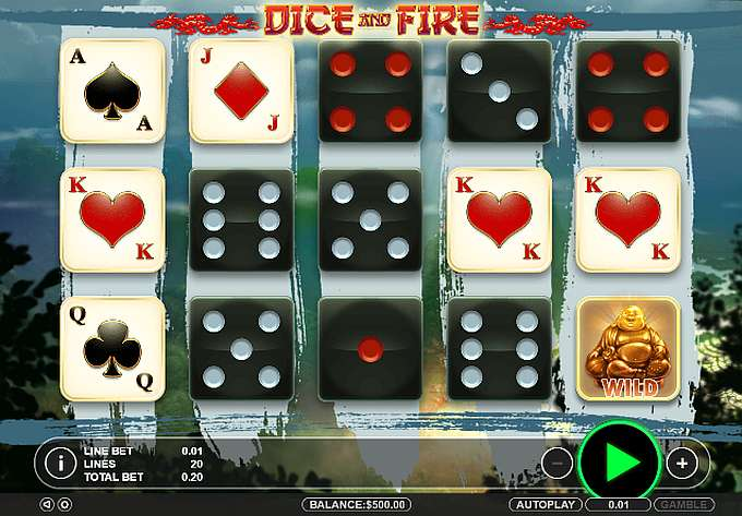 Play Dice And Fire Online With No Registration Required!
