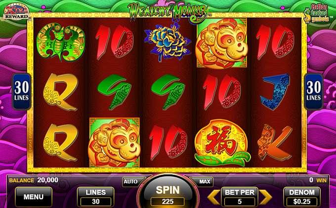 Wealthy monkey slots free to play konami casino games