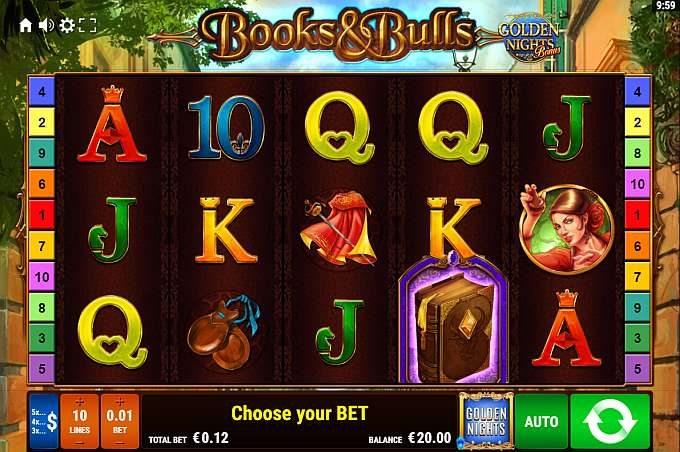 Play the Free Slot Golden Gift With No Signup