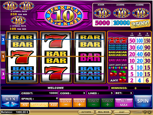 5x Magic Slots - Free Online Play'n Go Slot Machine Game
