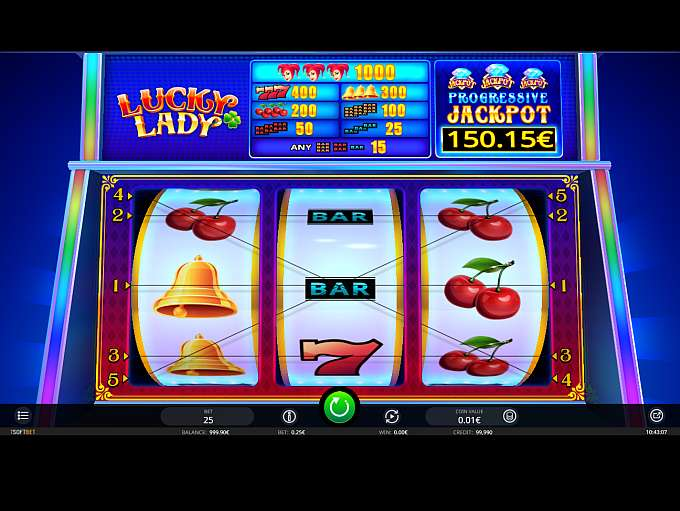 Free Casino Games Lucky Lady