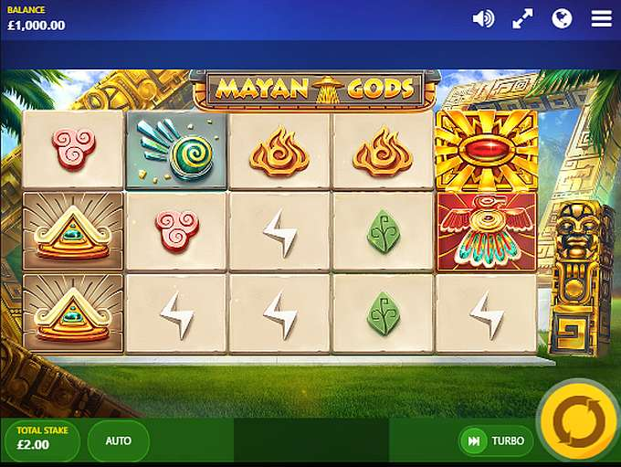Play Mayan Riches online with no registration required!