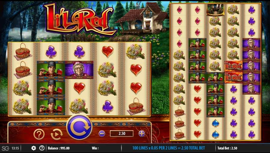 Play Little Red Slot Machine Free With No Download