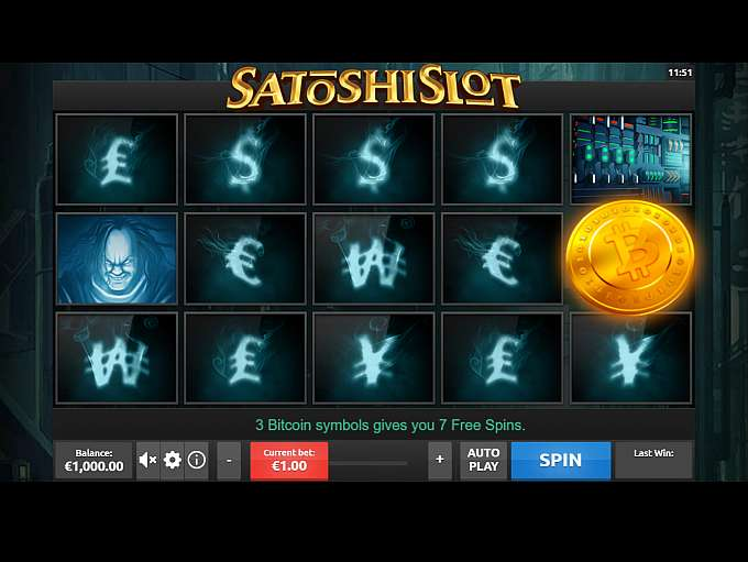 Satoshi Casino