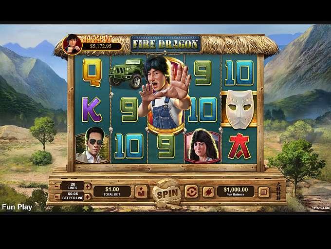 Spiele Fire Dragon - Video Slots Online