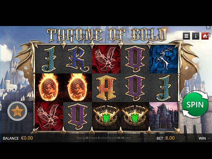 Spiele Throne Of Gold - Video Slots Online