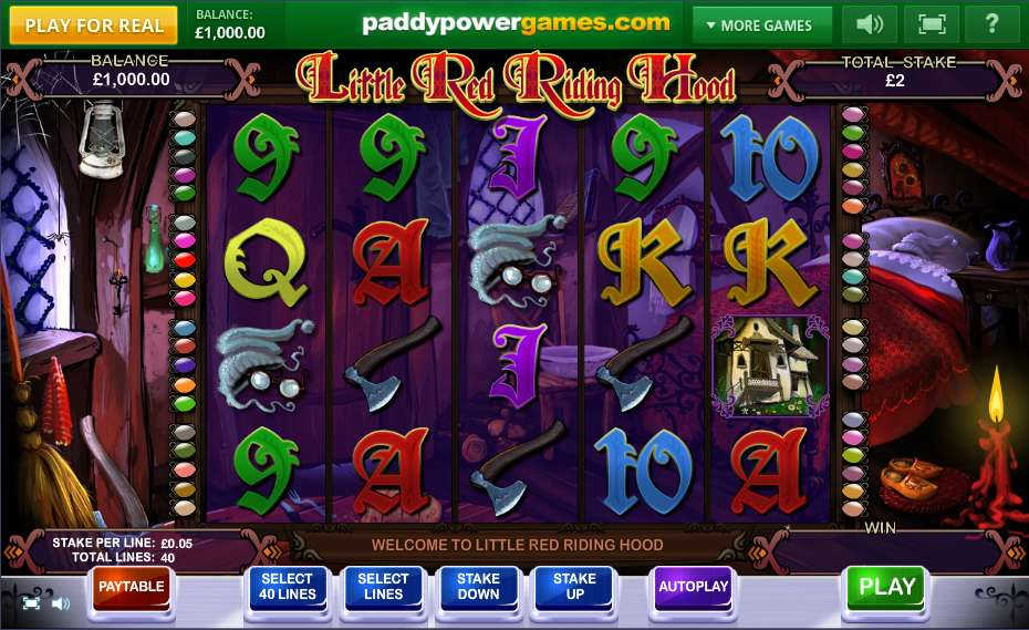 Spiele Red Riding Hood - Video Slots Online