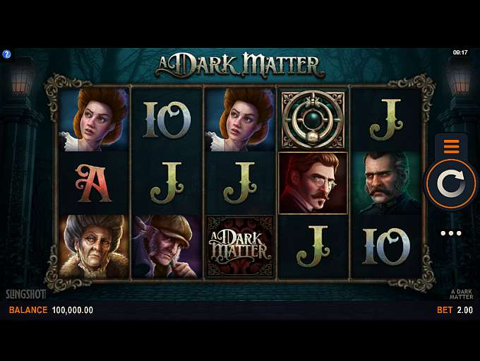 A dark matter slingshot casino slots İnebolu