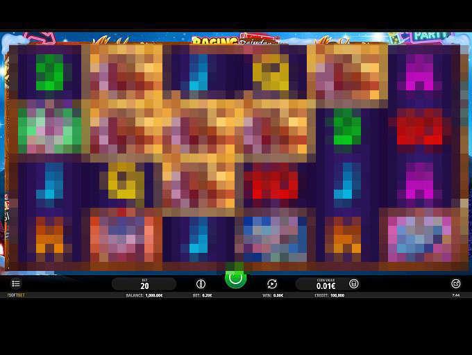 Spiele Raging Reindeer - Video Slots Online