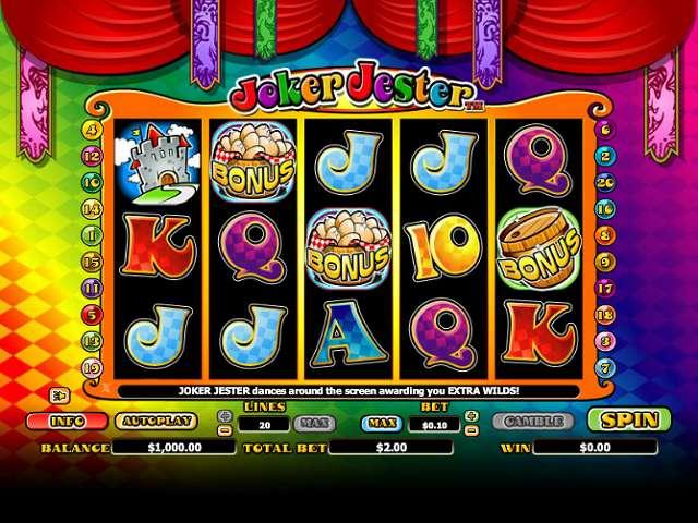 Spiele Joker Jester - Video Slots Online