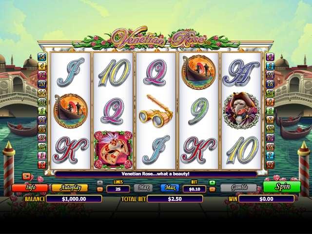 The venetian casino games new brunswick casino slots
