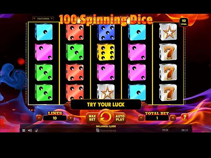 Blackjack table online