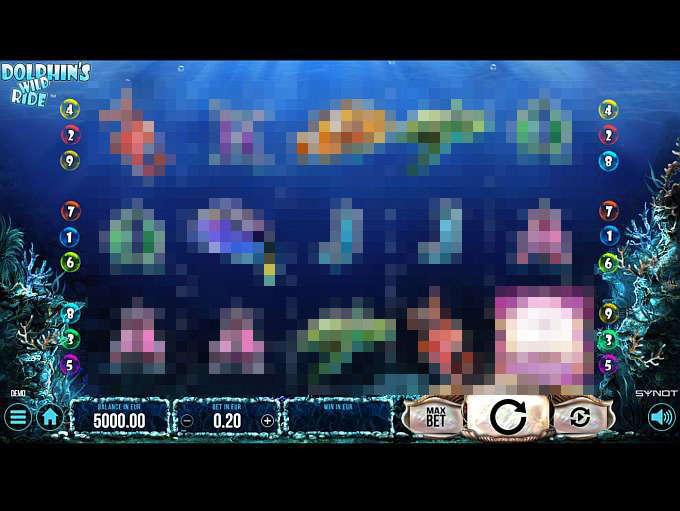 Spiele DolphinS Wild Ride - Video Slots Online