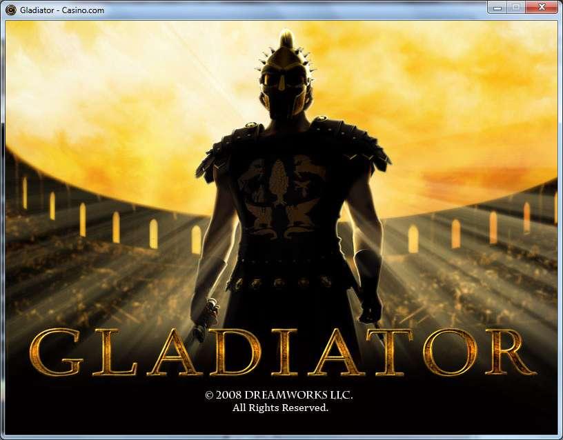 Casino Spiel Gladiator