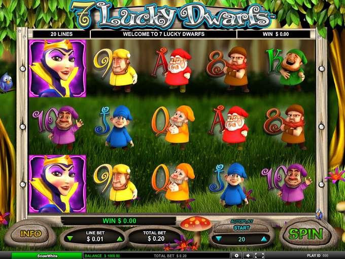 Spiele Snowing Luck - Video Slots Online