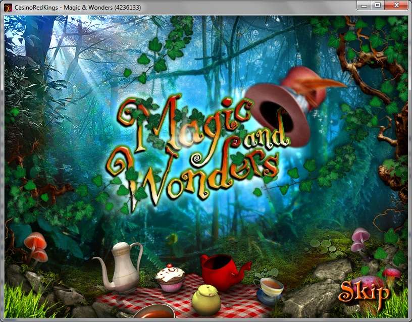 Magic and Wonders by Skill on Net