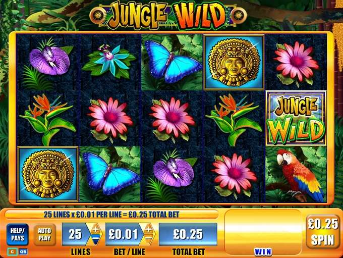 Spiele Jungle Wild - Video Slots Online